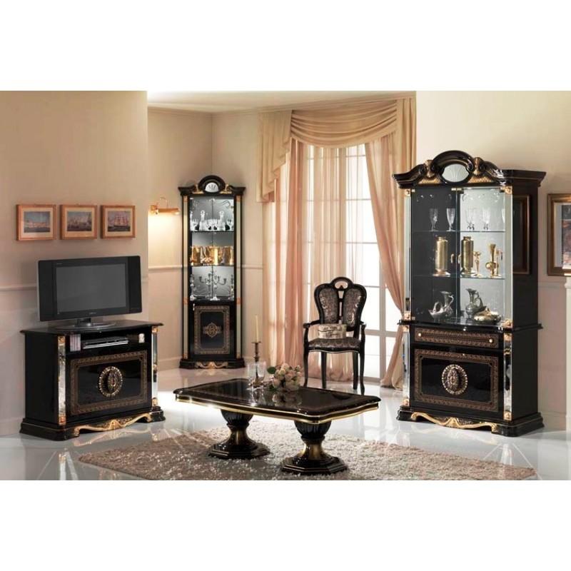 Salle a manger italienne panel meuble magasin de - Magasin de meubles en ligne ...