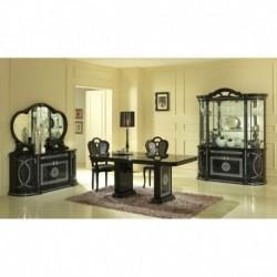 Salle manger italienne et orientale panel meuble for Salle a manger orientale