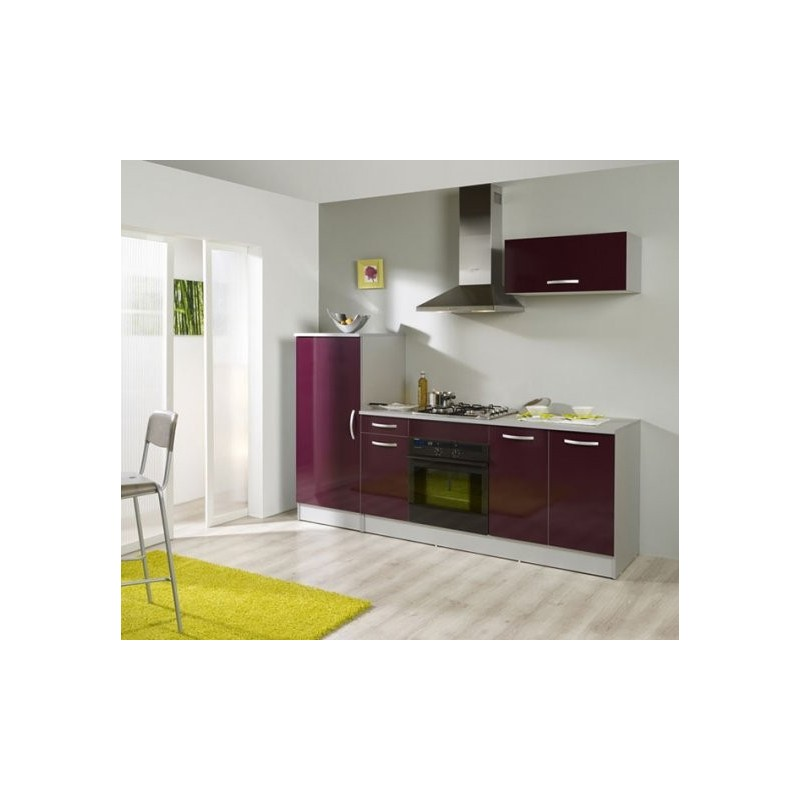 Photo cuisine equipee moderne maison design for Meuble cuisine equipee