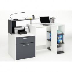 Bureaux panel meuble magasin de meubles en ligne - Bureau avec retour informatique ...