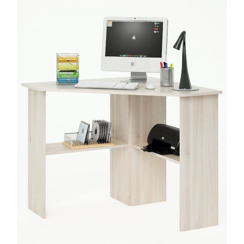 bureau d 39 angle informatique panel meuble magasin de meubles en ligne. Black Bedroom Furniture Sets. Home Design Ideas