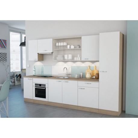 cuisine quip e moderne panel meuble magasin de. Black Bedroom Furniture Sets. Home Design Ideas