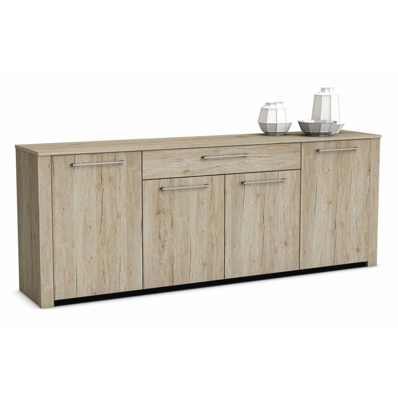 buffet moderne de salle manger panel meuble magasin de meubles en ligne. Black Bedroom Furniture Sets. Home Design Ideas