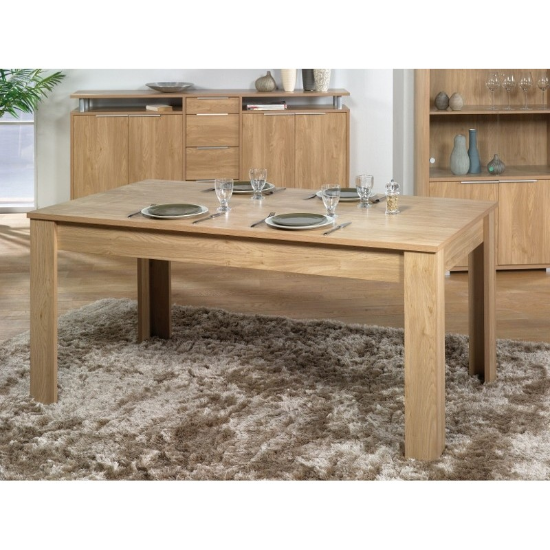 Table moderne de salle manger panel meuble magasin - Table de salle a manger moderne ...