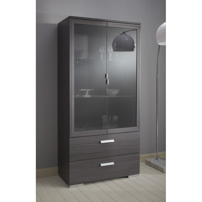 vitrine moderne de salle manger panel meuble magasin de meubles en ligne. Black Bedroom Furniture Sets. Home Design Ideas