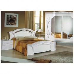 Chambre à coucher complète laquée