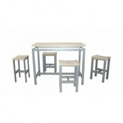 Set de table et chaises