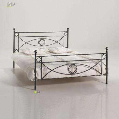 lit fer forg massif panel meuble magasin de meubles en ligne. Black Bedroom Furniture Sets. Home Design Ideas
