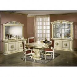 Latest salle manger italienne with salle manger italienne for Salle a manger complete italienne