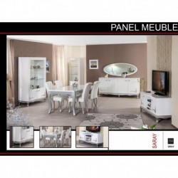Panel meuble le sp cialiste de l 39 ameublement magasin for Salle a manger complete italienne