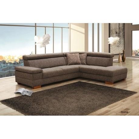Salon d 39 angle shima3 panel meuble magasin de meubles for Salon angle tissu