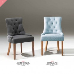 Chaise de Salon Tissu