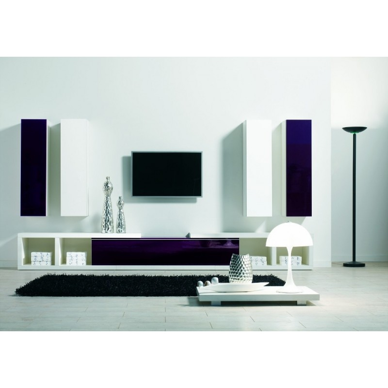 ensemble meuble tv mural design panel meuble magasin. Black Bedroom Furniture Sets. Home Design Ideas