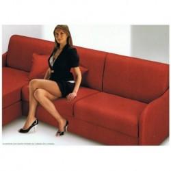 Canape d'angle avec lit et coffre