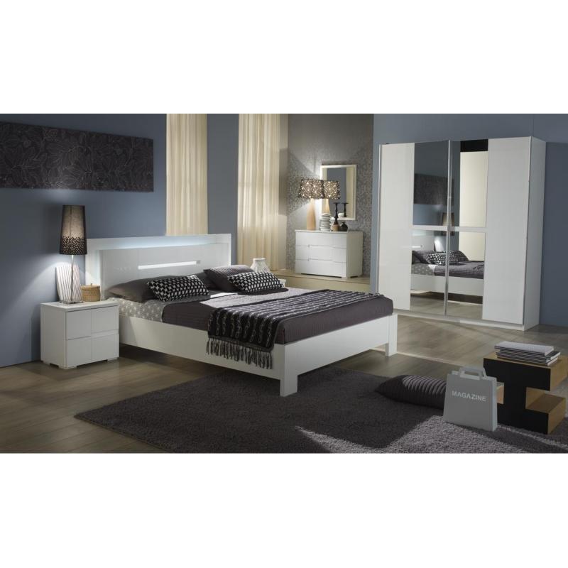 Chambre à Coucher Complète Design Moderne