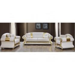 Canapé et fauteuil oriental moderne