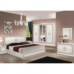 chambre à coucher complète orientale 6 pièces