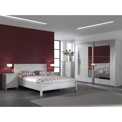 chambre à coucher moderne et contemporaine